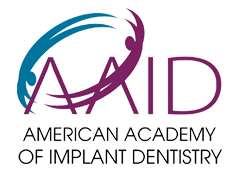 logo for American Academy of Implant Dentistry